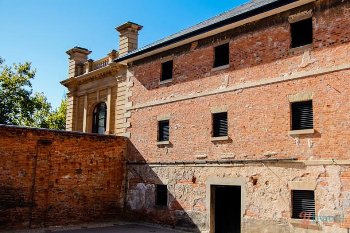 Tasmanian museum and art gallery, Tasmania, Australia