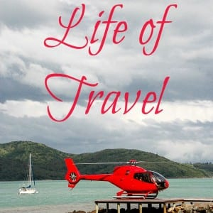 how to live a life of travel