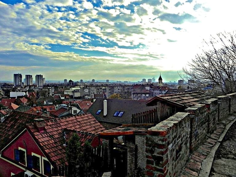 View of Belgrade from Gardos - Things to do in Belgrade -