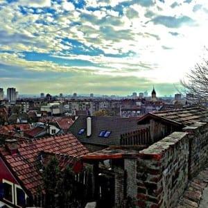 View of Belgrade from Gardos - Things to do in Belgrade -