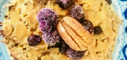 quinoa flake bake