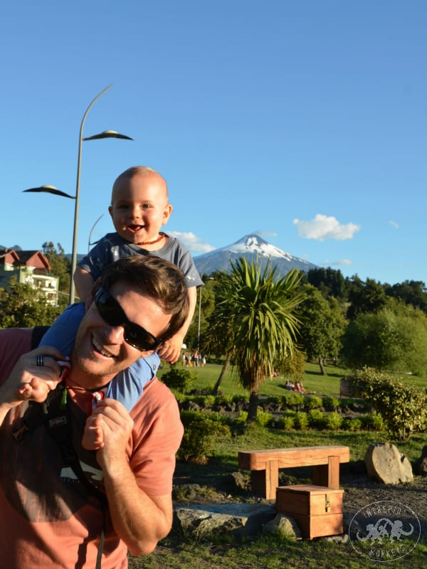travel in South America with a baby