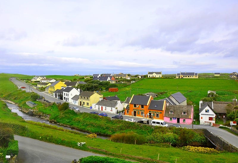 Doolin, County Clare - Ireland photos on our blog!