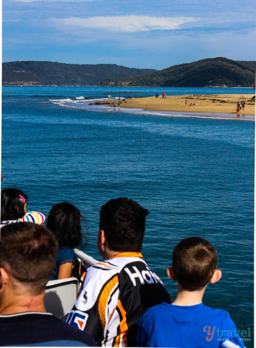 Ferry to Palm Beach from Ettalong (6)