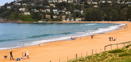A Day out in Palm Beach, Sydney, Australia