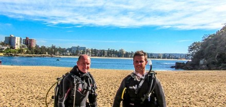 Learn to Scuba Dive in Sydney - WIN a 2 day course worth $1,598