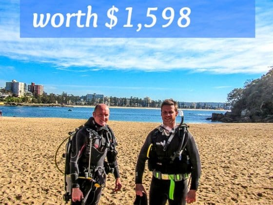 Learning to Scuba Dive in Sydney
