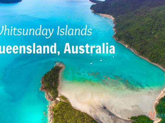 Experience the Whitsunday Islands, Queensland, Australia