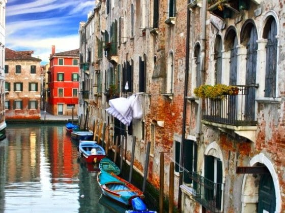 Venice - Places to see in Italy
