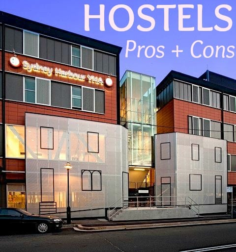 The Pros & Cons of Staying in Hostels - Are they good for families?