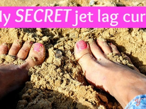 My Secret Jet Lag Cure + 9 More Helpful Tips