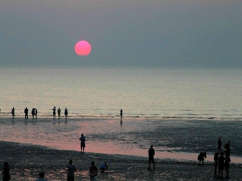 Mindil Beach Sunset - Darwin, Australia
