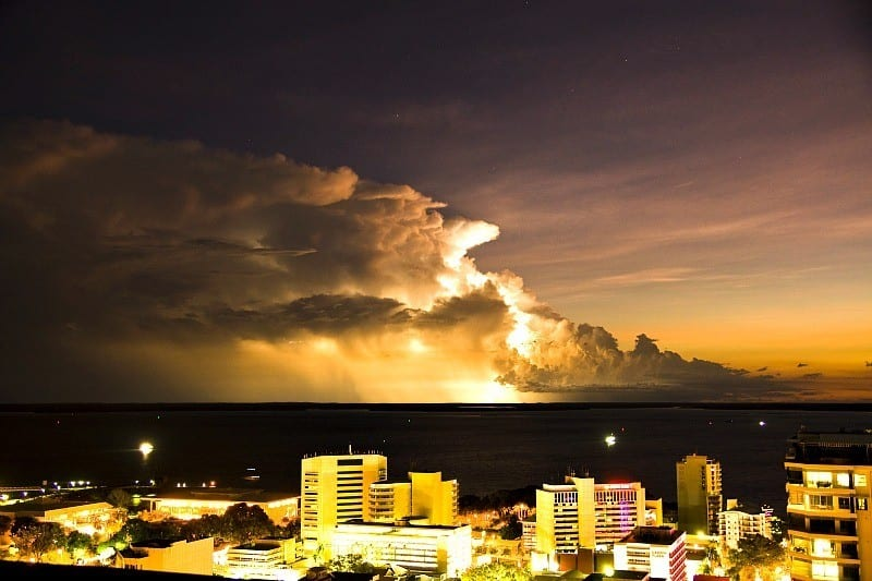Darwin Skyline - Australia