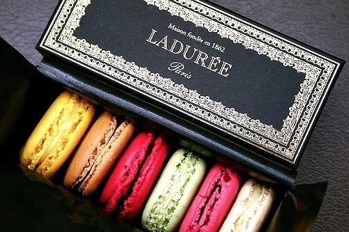 Laduree Macaron - Paris, France