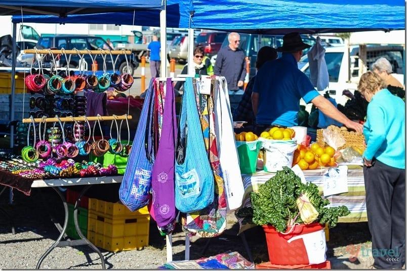 Newcastle Farmer's market