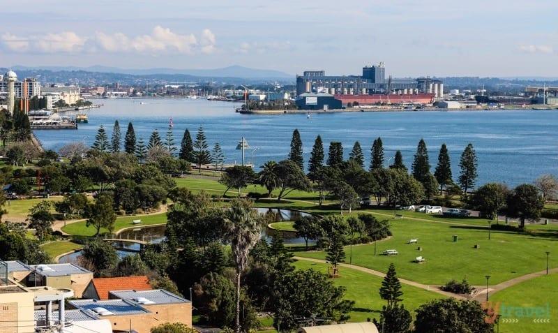 Newcastle, NSW, Australie