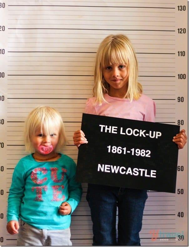 The Lock Up Newcastle NSW Australia