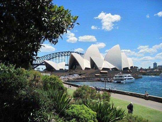 Royal Botanical Gardens, Sydney, Australia