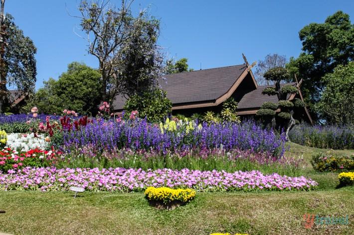 Royal Villa Doi Tung Chiang Rai Thailand