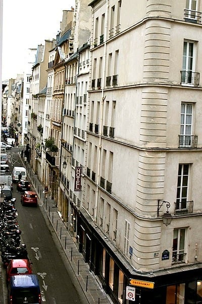 The Marais Neighbourhood in Paris