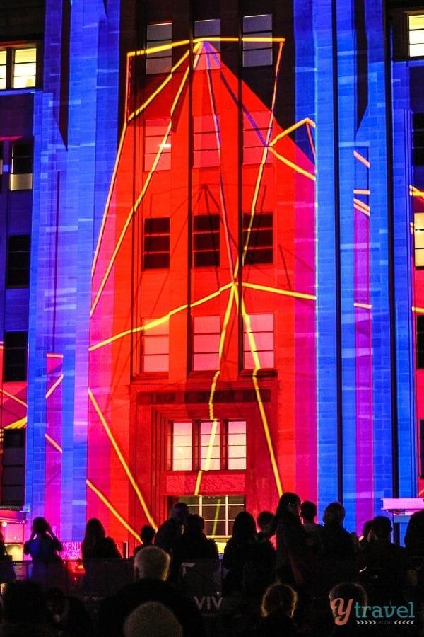 Museum of Contemporary Art at Vivid Sydney Festival