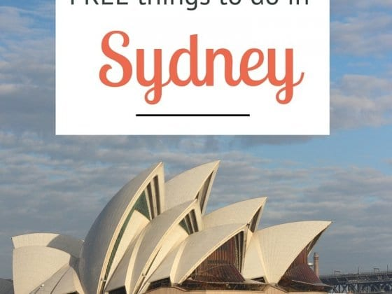 18 Free Things to Do in Sydney