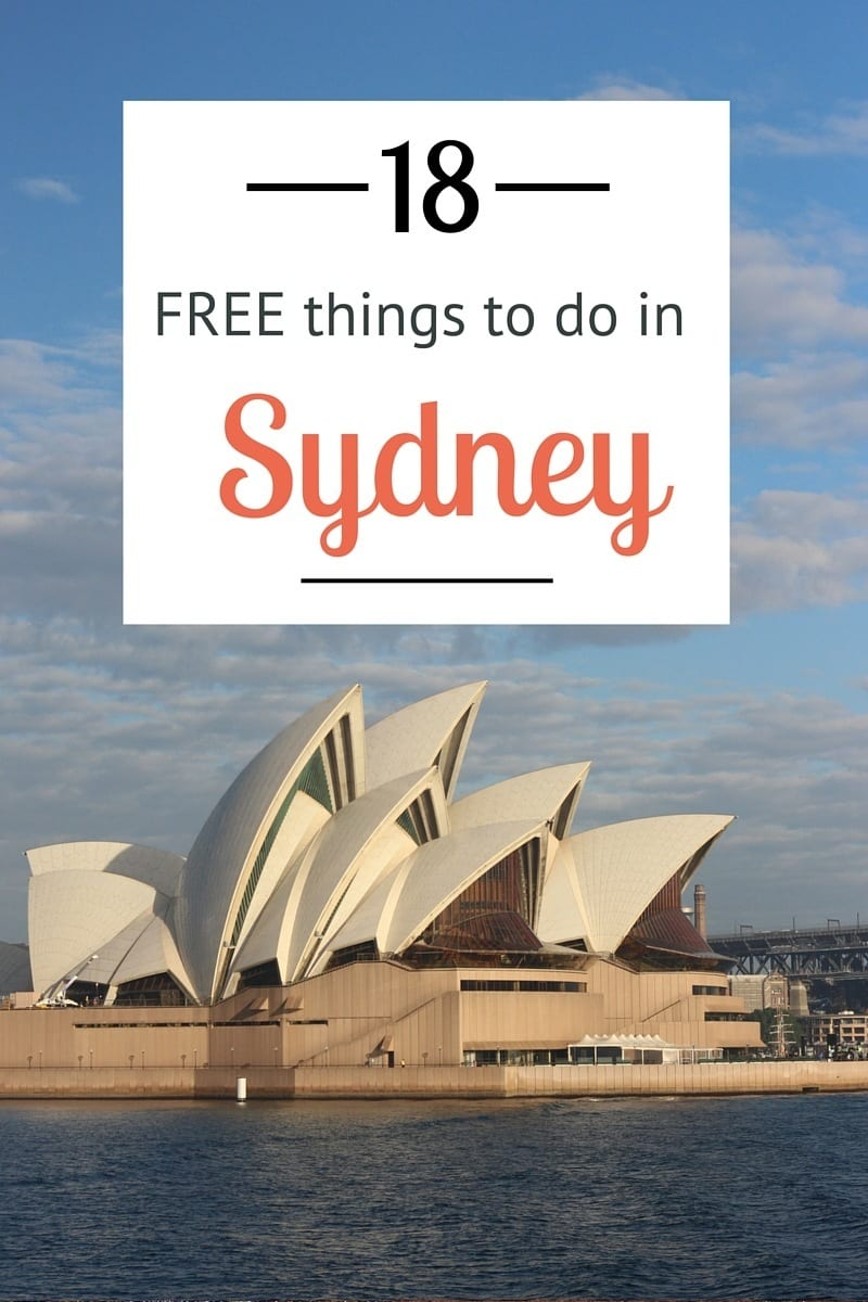 Things to do on a date in Sydney