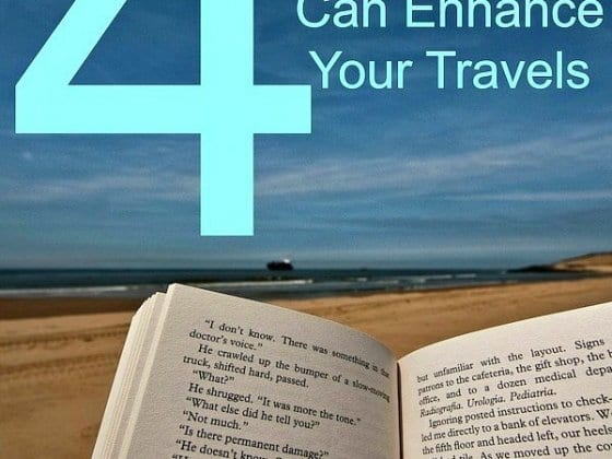 4 Ways Travel Books Can Enhance Your Travels