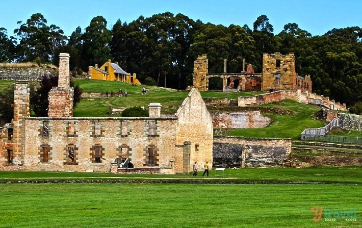 Port Arthur Australia  city photos : Port Arthur, Tasmania, Australia