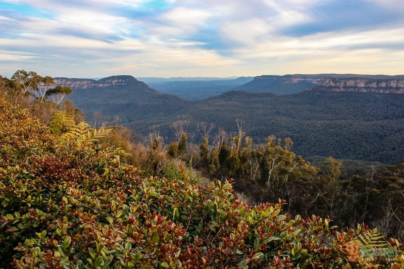 The Blue Mountains, NSW, Australia
