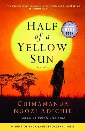 half of a yellow sun travel book