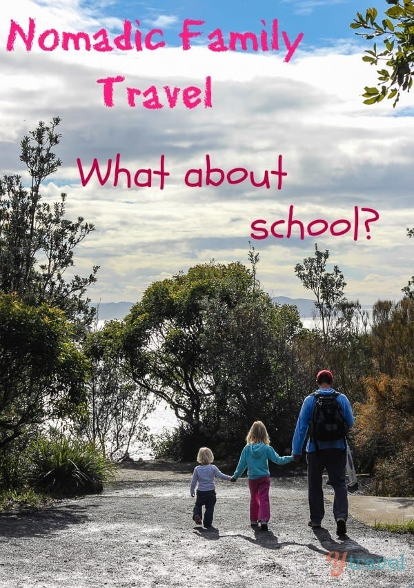 Homeschooling around Australia