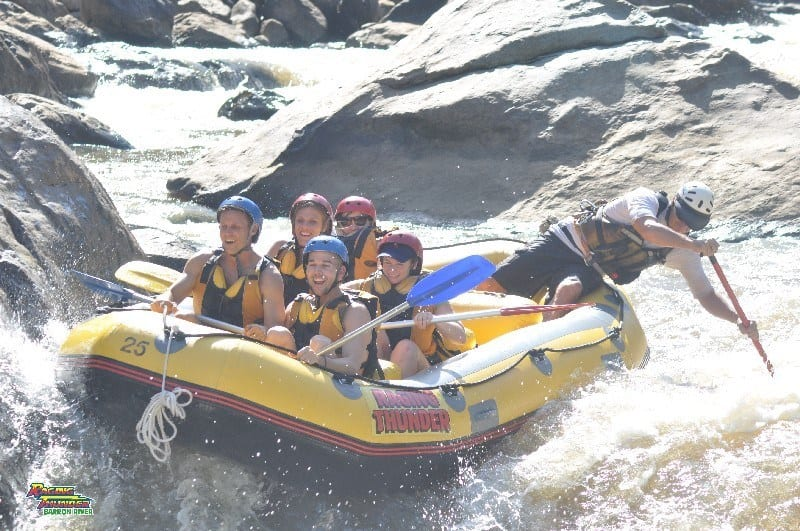 White water rafting Cairns  (3)