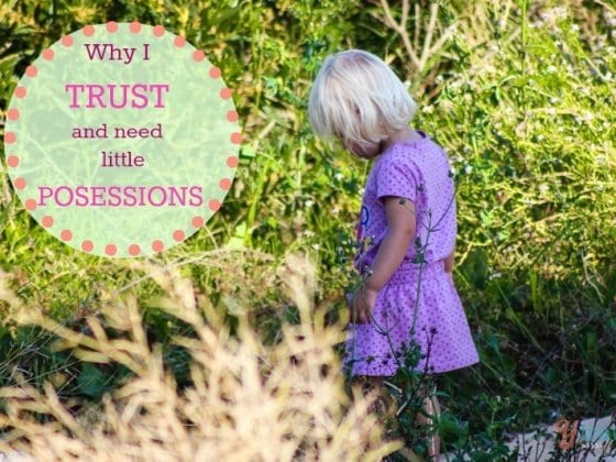 Why I trust