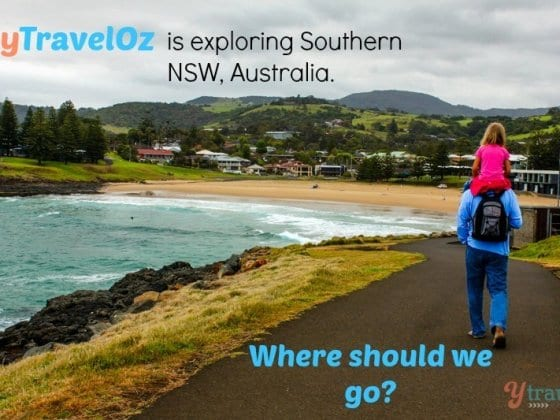 Where should we visit in New South Wales, Australia