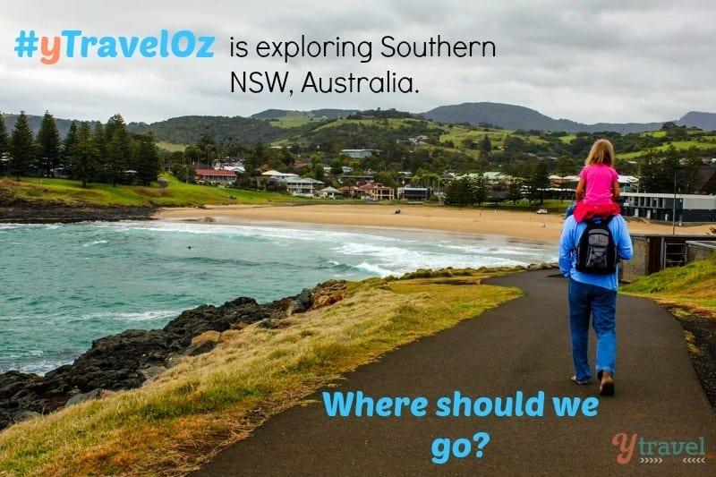 #yTravelOz Southern NSW