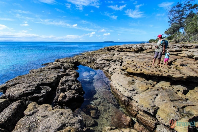Scottish Rocks, Booderee National Park, Jervis Bay, Australia