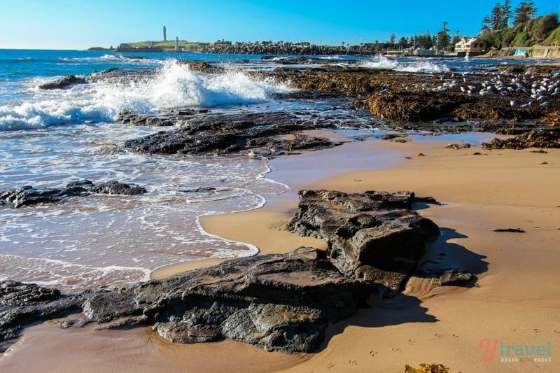 Wollongong Beach, Australia