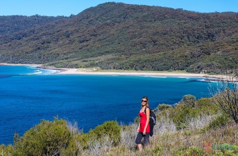Coastal walk Pretty Beach