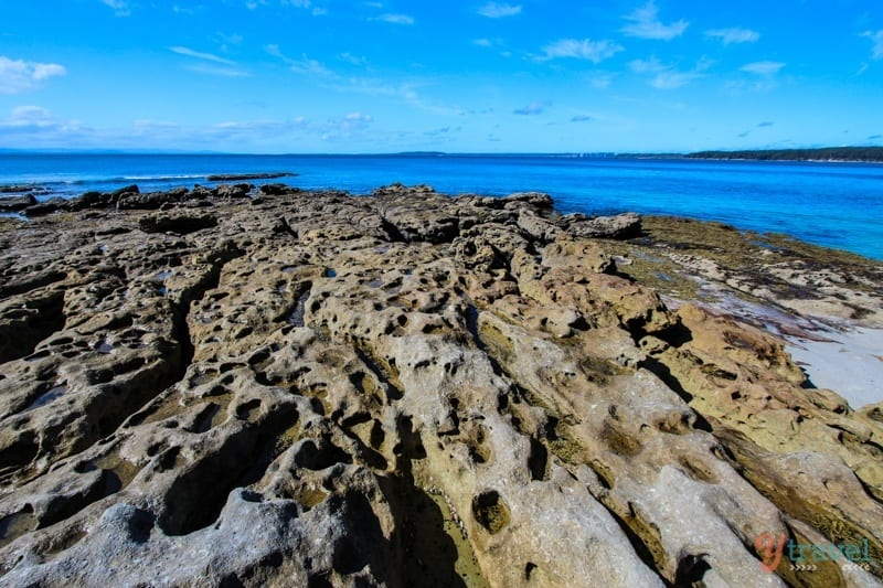 Scottish Rocks, Jervis Bay, Australia