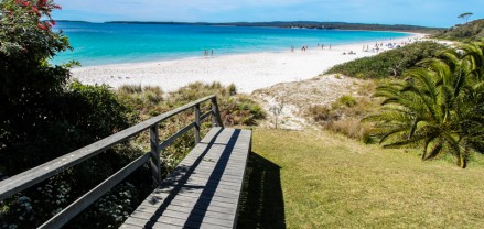 Hyams Beach, Jervis Bay, Australia