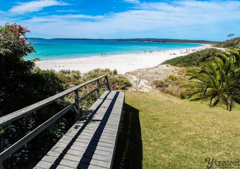 Hyams Beach, baie de Jervis, Australie