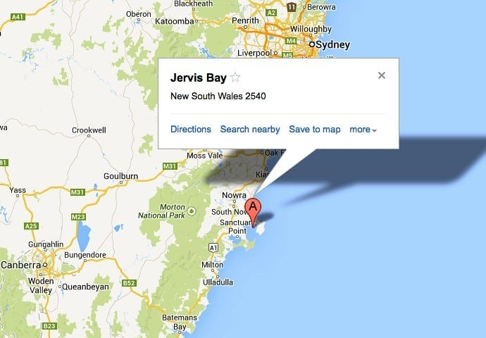 Jervis Bay Australia  city pictures gallery : Jervis Bay, Australia