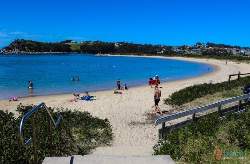Bar Beach, Narooma, Australia