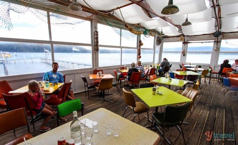 The Quarterback cafe