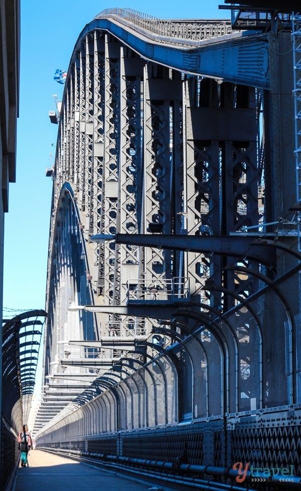 Walking Across The Sydney Harbour Bridge Don T Pay 200