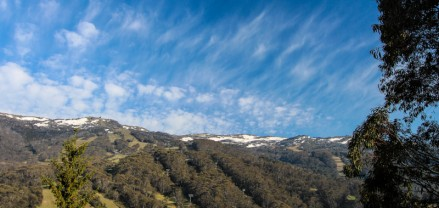 Mount Kosciusko, Thredbo, Australia