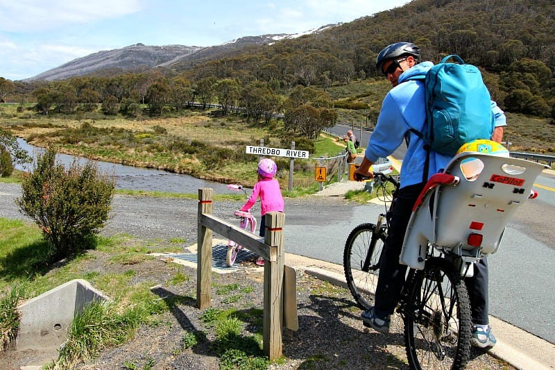 Thredbo in the Snowy Mountains