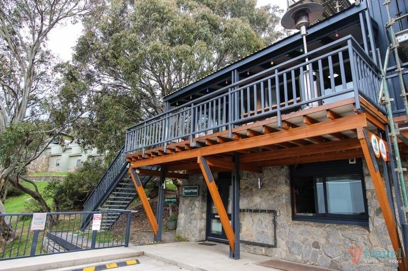 Thredbo YHA Hostel, Australia