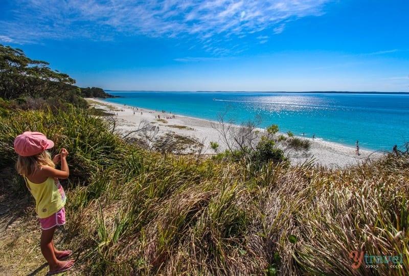 Chinamans Beach, Jervis Bay, Australia
